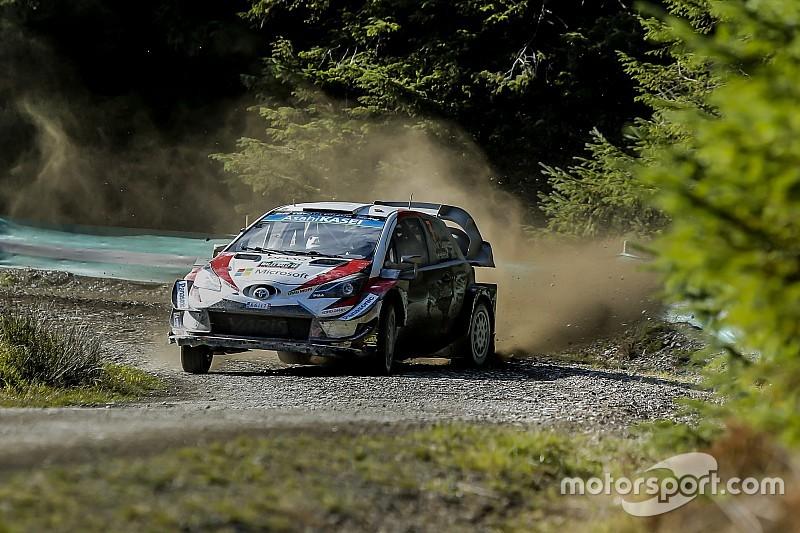 Britanya WRC: Latvala liderliği Ogier'den aldı