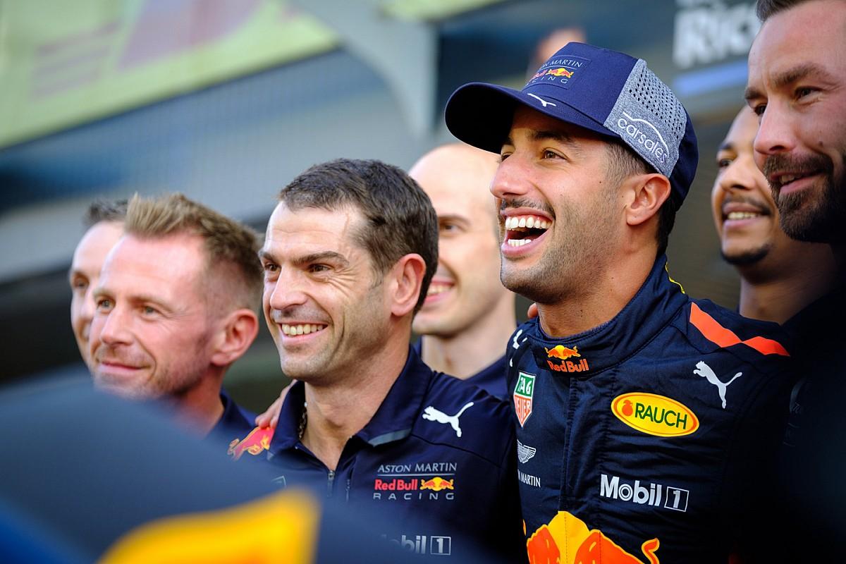 Chandhok: Túl korai lépés volt a Renault-tól Ricciardo szerződtetése