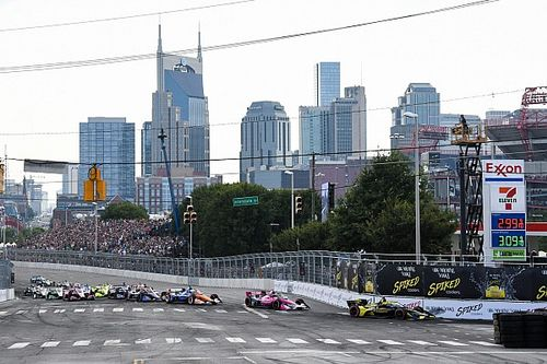 Nashville was most watched IndyCar race on cable in 23 years