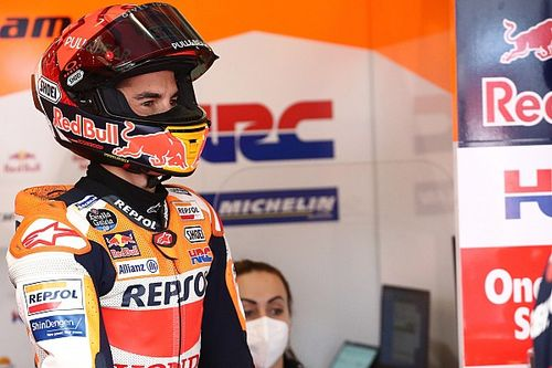 Marquez had to take painkiller injections ahead of Austrian MotoGP