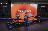 迈凯伦新车MCL35M亮相