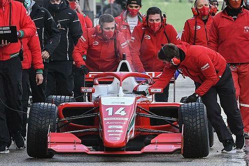 Смотрите прямо сейчас: первая воскресная гонка Формулы Regional в Валлелунге