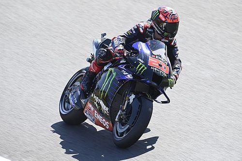 Portuguese MotoGP: Quartararo on pole as Bagnaia lap deleted