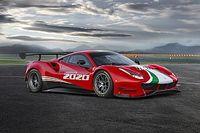 Ferrari unveils 2020-spec 488 GT3 EVO at Mugello