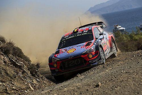 WRC, Rally di Turchia: 12 speciali, ma durissime