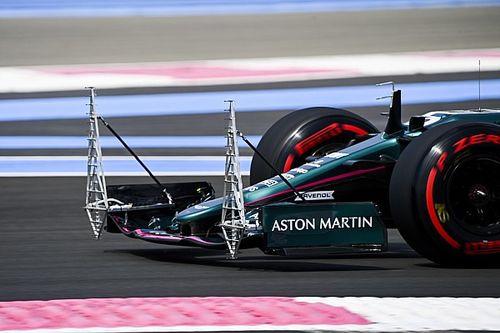 GALERÍA TÉCNICA: las principales actualizaciones técnicas de los F1