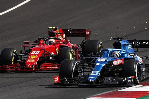 """Leclerc : """"Alpine va être un grand rival pour la 3e place"""""""