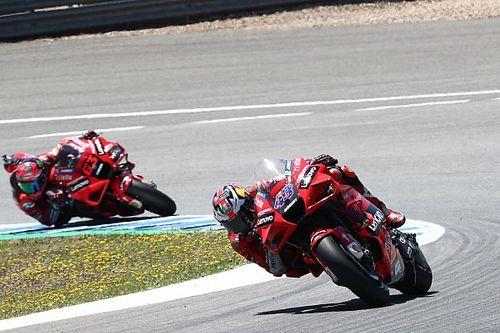 Bagnaia e Miller riportano Ducati ai numeri dell'era Stoner
