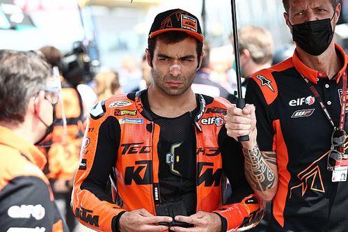 KTM, Petrucci'nin ralliye geçmesini desteklermiş