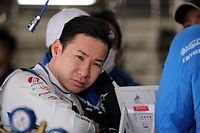 Kobayashi alla 24 Ore di Spa con HubAuto Ferrari