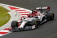 Robert Kubica de nouveau dans l'Alfa Romeo lors des EL1