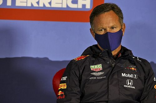 "Horner thinks Mercedes was ""probably sandbagging"" in FP2"