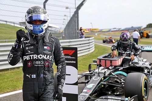 70. Yıl Dönümü GP: Pole pozisyonu Bottas'ın, Hulkenberg 3.!