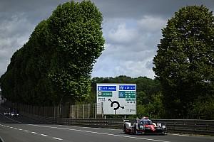 Le Mans Reporte de pruebas Pechito López fue tercero en el test en Le Mans