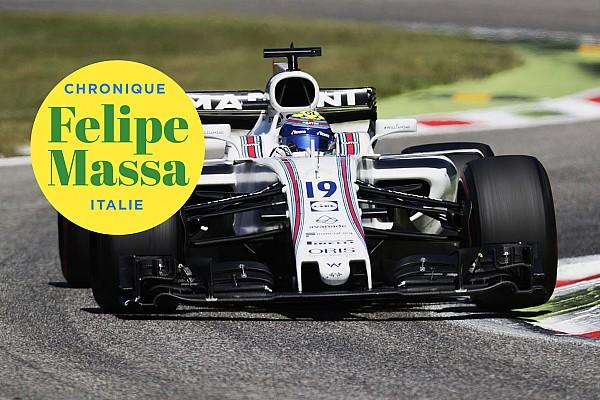 Formule 1 Chronique Massa - Un bon résultat avant une course difficile