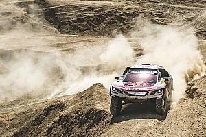 Rallye-Raid Rapport d'étape Maroc, étape 1 - Loeb s'impose et prend la tête