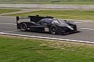 【スパイショット】来季WECから参入する新たなLMP1カーがテスト