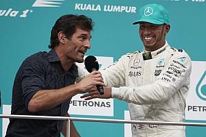 Forma-1 Motorsport.com hírek Webber szerint Hamilton túl veszélyes életet él, ami sokba kerülhet