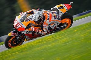 MotoGP Репортаж з практики Гран Прі Австрії: після падіння Маркес виграв четверту практику