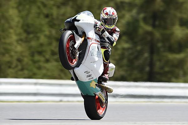 Moto2 Ultime notizie Moto 2: Aegerter torna in top ten, Raffin migliora e pensa positivo