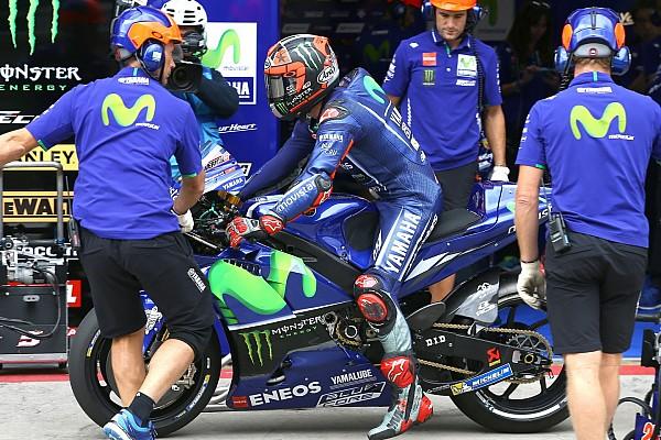 MotoGP Vinales szerint a Yamahának ki kellene tartani a 2017-es váz mellett