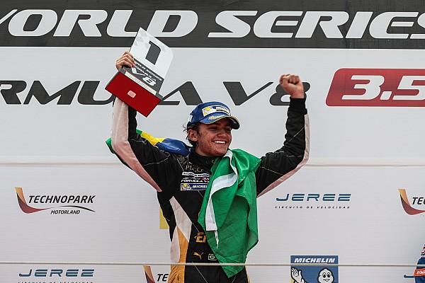 Formula V8 3.5 Chronique Chronique Fittipaldi - J'ai égalé Ricciardo et Magnussen