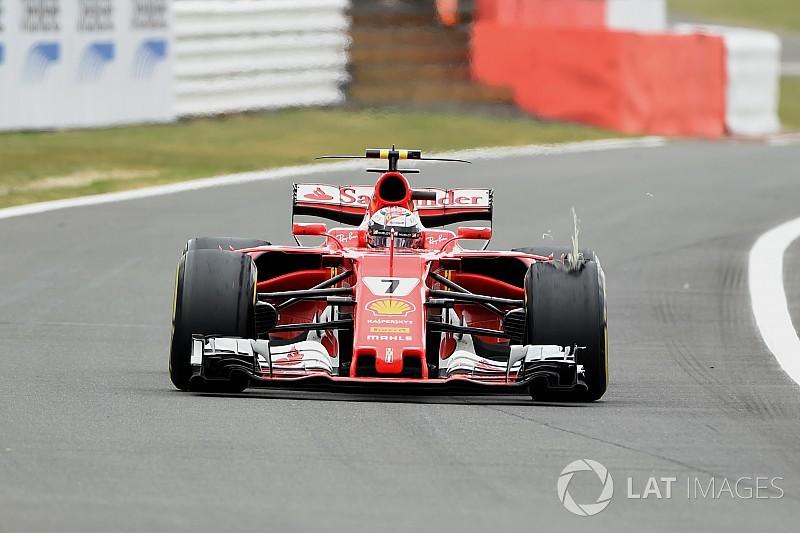 Pirelli: Vettel ve Raikkonen'in sorunları tamamen alakasızdı