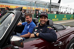 Forma-1 BRÉKING Ricciardo: