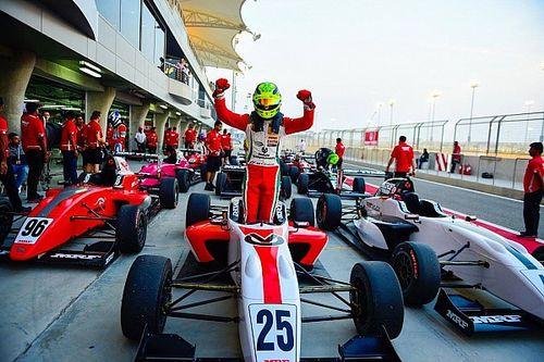 Bahreyn MRF: Schumacher'den ikinci zafer
