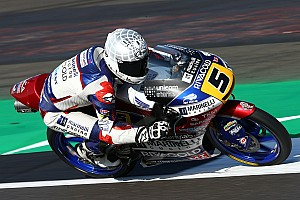 Moto3 Qualifiche Romano Fenati firma una grande pole position a Silverstone