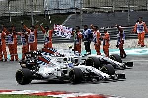 Формула 1 Важливі новини Гонщики Williams пропустили Вандорна через тактичну помилку