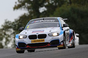BTCC Race report Brands Hatch BTCC: Turkington wins from 15th to set up showdown