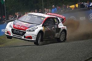 World Rallycross Son dakika Peugeot, 2018 WRX sezonu için Loeb ile anlaşma yeniledi