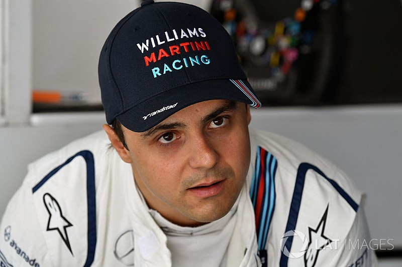 "Williams, sobre futuro de Massa: ""Vamos esperar e ver"""