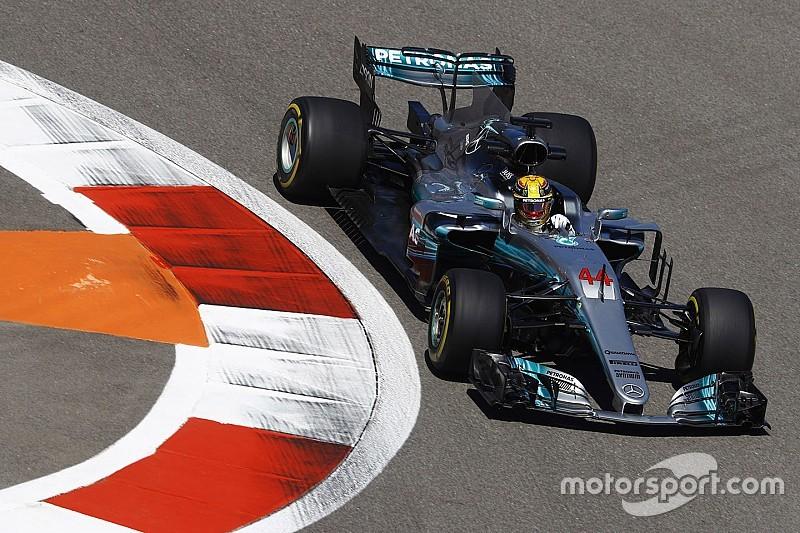 【F1】メルセデス謎の失速に、ベッテル「実力を隠しているに違いない」