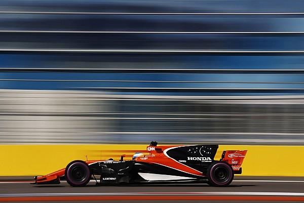 F1 速報ニュース 【F1】アロンソ「ソチの直線で3秒失っている」とパワー不足を指摘