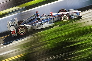 "IndyCar Breaking news New Turn 3 makes St. Pete ""more technical,"" says Power"