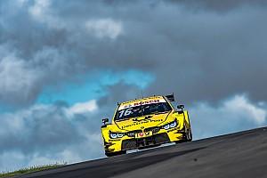 DTM Отчет о гонке Глок выиграл субботнюю гонку DTM в Зандфорте
