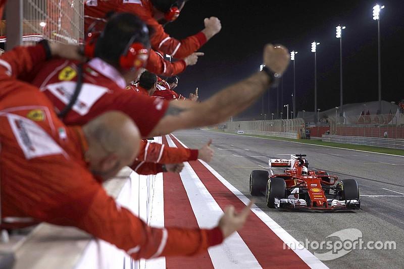 Феттель признан гонщиком дня на Гран При Бахрейна