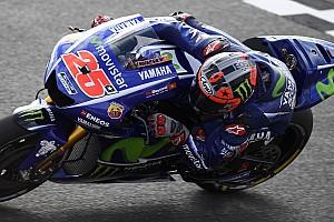 MotoGP Отчет о тренировке Виньялес показал лучшее время первой тренировки в Остине