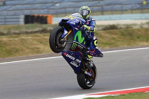 MotoGP Belanda: Valentino Rossi akhirnya menang lagi