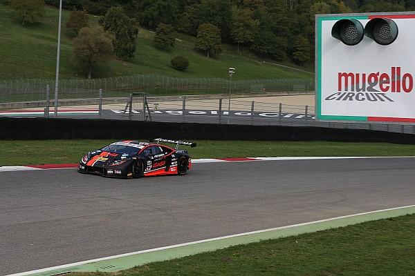 Kikko Galbiati torna dal Mugello con una bella vittoria nella Super GT3