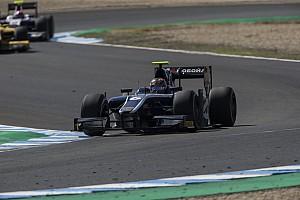 FIA F2 Reporte de la carrera Artem Markelov se lleva la victoria en una carrera loca de F2 en Jerez