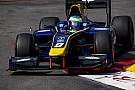 FIA F2 F2: Rowland vence após drama de Leclerc; Câmara abandona