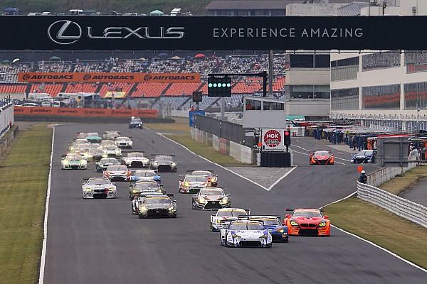 Super GT Новость Super GT тоже изменила календарь из-за Алонсо