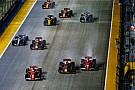 F1 汉密尔顿:维斯塔潘在维特尔的驾驶盲区