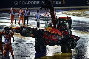 فيرشتابن: فيتيل لم يعتذر عن حادث انطلاقة سباق سنغافورة