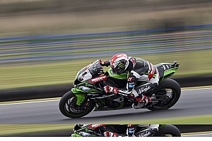 World Superbike Race report  WorldSBK Australia: Rea kalahkan duo Ducati di Race 2