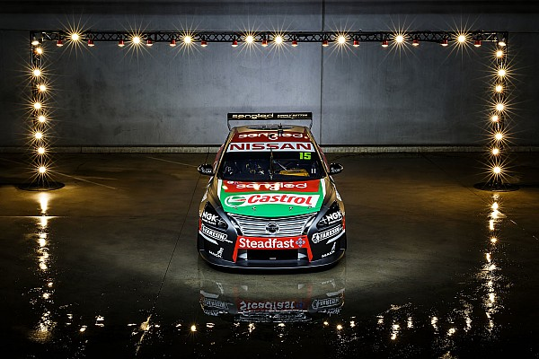 Supercars Breaking news Nissan unveils Rick Kelly's 2017 livery