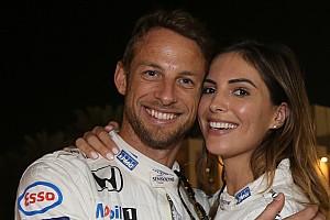 Vaterfreuden: Jenson Button kündigt ersten Nachwuchs an